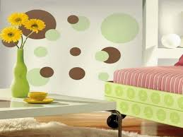 how to paint a room that has wallpaper wall ideas simple bedroom