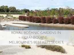 royal botanic gardens in cranbourne melbourne u0027s best kept secret