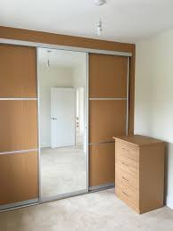 How To Rehang Sliding Closet Doors Sliding Closet Doors For Bedrooms Ikea Door Rail Kit