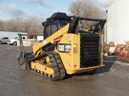 2014 cat 299d xhp skid steer construction equipment for sale