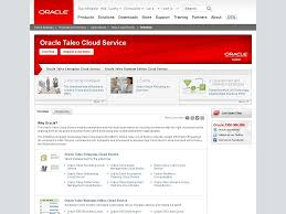 oracle talent cloud taleo review by inspector jones