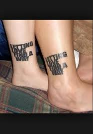 awesome matching design for couples tattoomagz