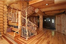 log cabin floors this 2 million log cabin is what dreams are made of