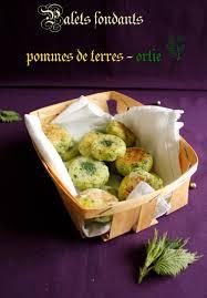 cuisiner l ortie croquettes pommes de terre ortie divers ortie