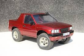 isuzu amigo hardtop offroad car kits