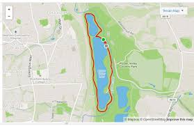 theme park rother valley romping rother parkrun tourism takes on rother valley running scared