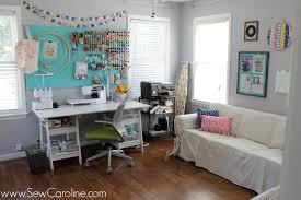 sewing room ideas sew caroline studio tour
