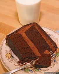 devil u0027s food cake with chocolate ganache recipe u0026 video martha