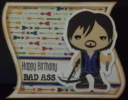 craft with bee bad birthday card