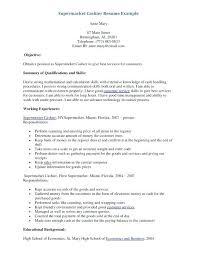 summary exle for resume cashier resume cashier resume exles best of sle cashier