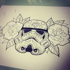 15 wonderful stormtrooper tattoo designs