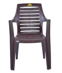 Wooden Arm Chair Online India Supreme Orlando Chair Set Of 4 Globus Brown Buy Supreme