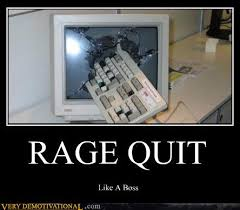 Rage Quit Meme - rage quit down lopaz mixtape review