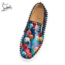 the lowest price christian louboutin mens sneakers outlet