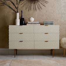 Bedroom Dresser 6 Drawer Dresser West Elm