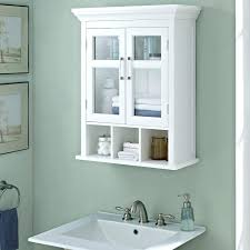 how to install a bathroom wall cabinet bathroom hanging wall cabinet wheelracer info