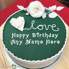 how to your birthday cake cake for friends birthday wish with name
