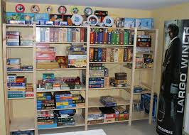 my new gaming room boardgamegeek boardgamegeek