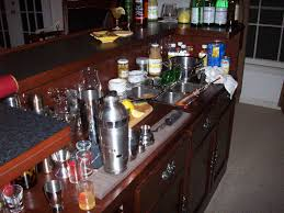 Wet Bar Set Interior Best Wet Home Bar Design With Decorative Bar Table And