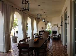 Long Dining Room Chandeliers Spanish Mantel Patio Mediterranean With Long Dining Table Top