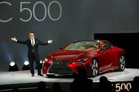 lexus sema 2016 lexus lc500 looks stunning in the flesh
