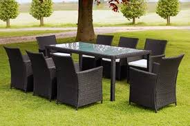 tavoli da giardino rattan offerte tavoli da giardino in rattan mobilia la tua casa