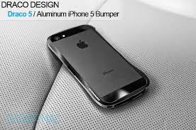 iphone 5 design draco 5 iphone 5 aluminum bumper review gadgetmac