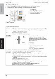 konica minolta bizhub c450 field service service manual