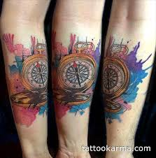 11 best watercolor tattoo images on pinterest sailor watercolor