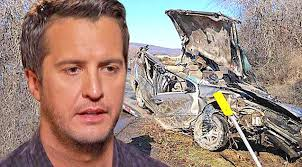 luke bryan responds to local crew members u0027 car accident country