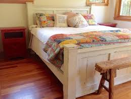 handmade bed frame king size california king queen size and