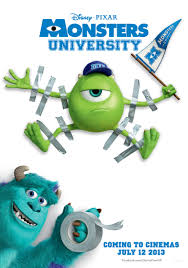monsters university 12 jul showcase cinemas tv u0026 movies