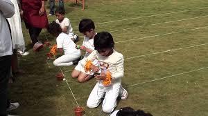 sivaana academy sports day events 2014 hurdle race