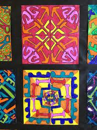 pattern art name time for art radial symmetry name designs