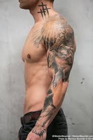 best 25 christian sleeve tattoo ideas on pinterest tattoo