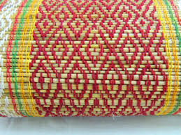 area floor tribal rug rugs throw dhurrie bohemian red discovered