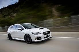 subaru turbo wagon 2017 subaru levorg wagon launches in australia