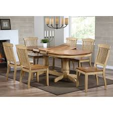 dining room table with butterfly leaf gatsby oval dining table double butterfly leaf honey u0026 sand