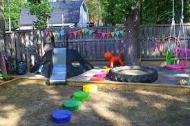 Playground Ideas For Backyard Stylish Backyard Playground Ideas Garden Decors