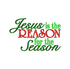 image gallery of jesus is the reason for the season