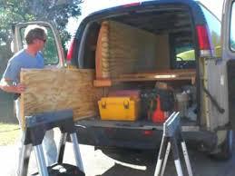 Cargo Van Shelves by Van Project Youtube