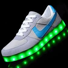shoes with lights on the bottom led glow soles will lights color shoes find make share gfycat gifs