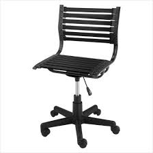 black bungee office chair awesome item bungee office chair black