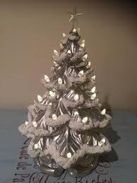 vintage ceramic christmas tree updated vintage ceramic christmas tree hometalk