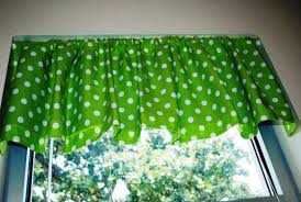 Lime Green Valance The Cool Lime Green Curtains
