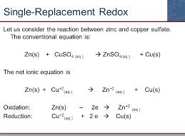 single displacement reactions lab explained schoolworkhelper