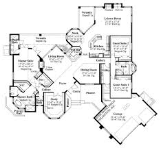turret house plans home plan innsbrook place sater design collection