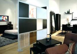 separateur de chambre etagere separation separation chambre meuble separateur de
