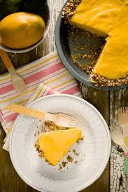 mango margarita frozen mango margarita pie with a pretzel crust cupcake project