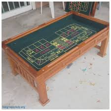 Crap Table For Sale Living Room Craps Coffee Table Inspirational The Golden Age